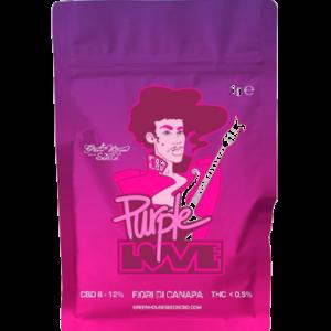 Purple Love cannabis light alto CBD